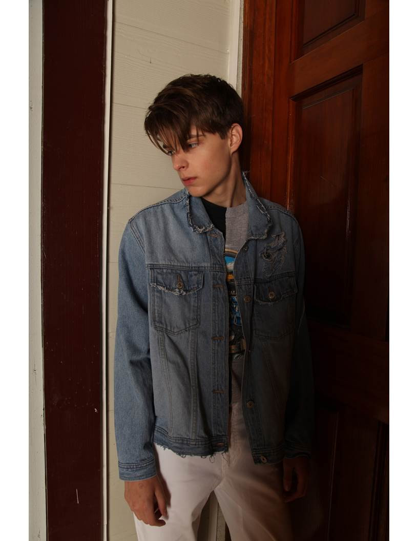 Corey Fogelmanis Girl Meets World Star covers Nation Alist