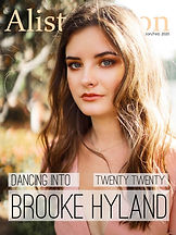 Brooke Hyland Alist Nation Jan 2020