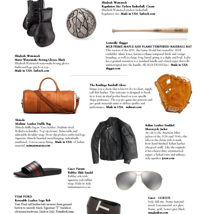 A-list Nation's Ultimate Father's Day Gift Guide