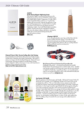 Alist Nation Holiday Gift Guide