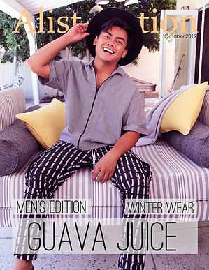Guava Juice for Alist Nation