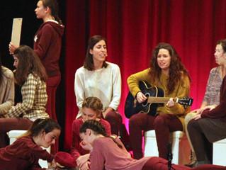 El Cor Geriona i el Cor Divisi omplen el Centre Cultural