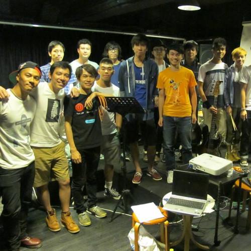 2013 The Summer MUSIC BAND SHOW 主題:夏日正能量 日期 :2013-07-20 (Sat)