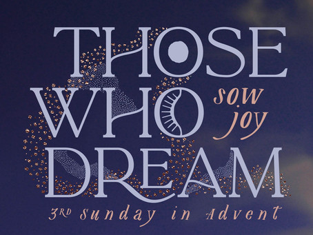 Beacon Online Worship Outline 12/13/20 Third Sunday of Advent