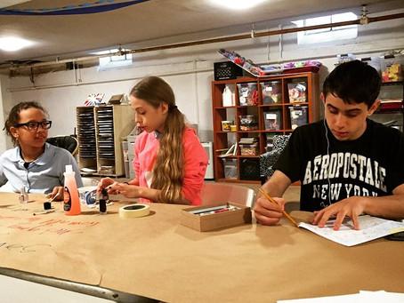 New Fall Program: Youth Leadership Studio