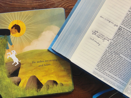 Online Worship Outline 5/3/20 Eastertide 4