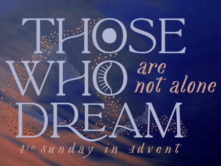 Beacon Online Worship Outline 12/20/20 Fourth Sunday of Advent