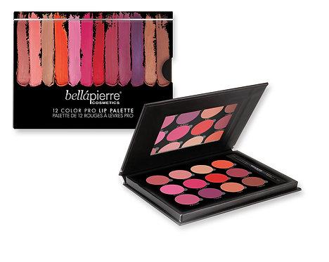 BELLAPIERRE- Lip Pro Palette