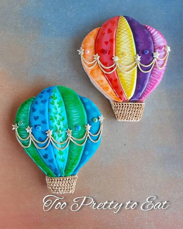 Hot air balloon cookies_Www.2pretty2eat.