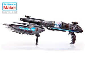 Alien Rifle prop