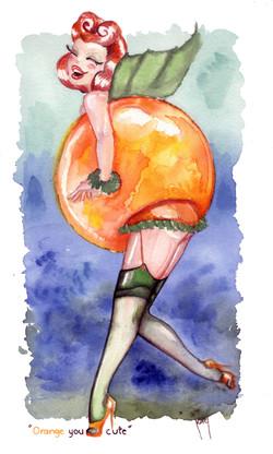 Orange Aren't You