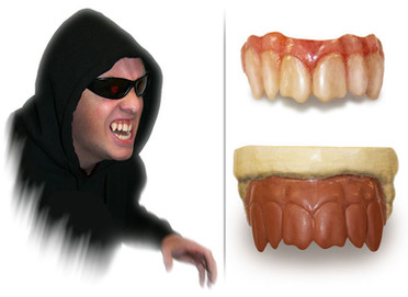 acrylic teeth