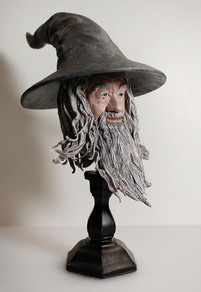 Small Sculpt of Gandalf from The Lord of the Rings