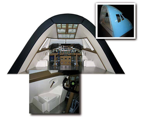 Fabricated interior