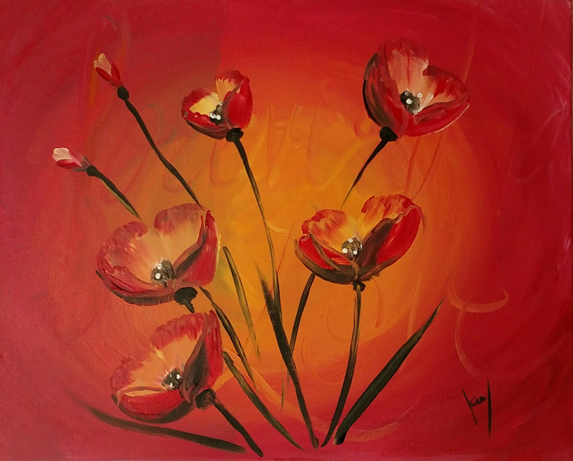 WarmPoppies