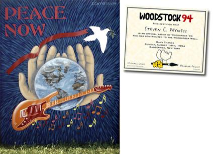Woodstock 94 Mural