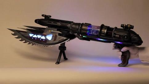 Alien Rifle prop