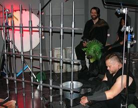 Movie Prop - Prison bars