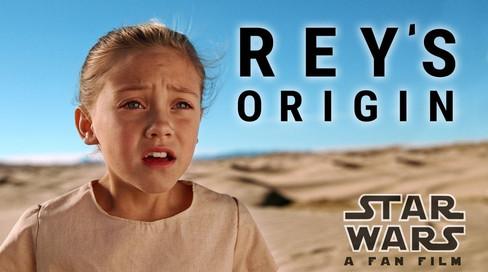 Built set & props for Star Wars fan film
