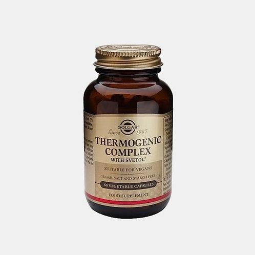 THERMOGENIC COMPLEX - 60 COMPRIMIDOS - SOLGAR
