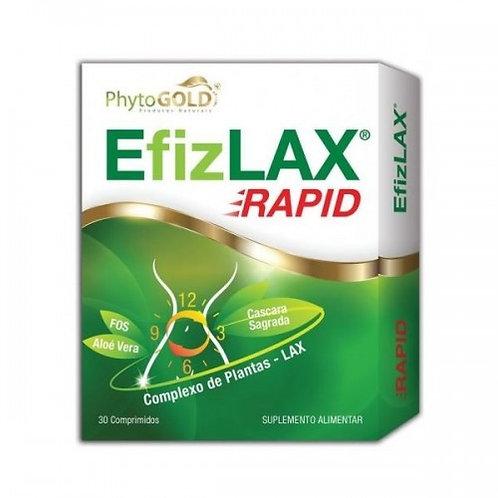 EFIZLAX RAPID - 30 COMPRIMIDOS - PHYTOGOLD