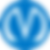 Синяя линия метро лого 50px.png