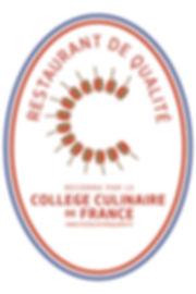 Restaurant de qualité à Nantes reconnu par le Collège culinaire de France
