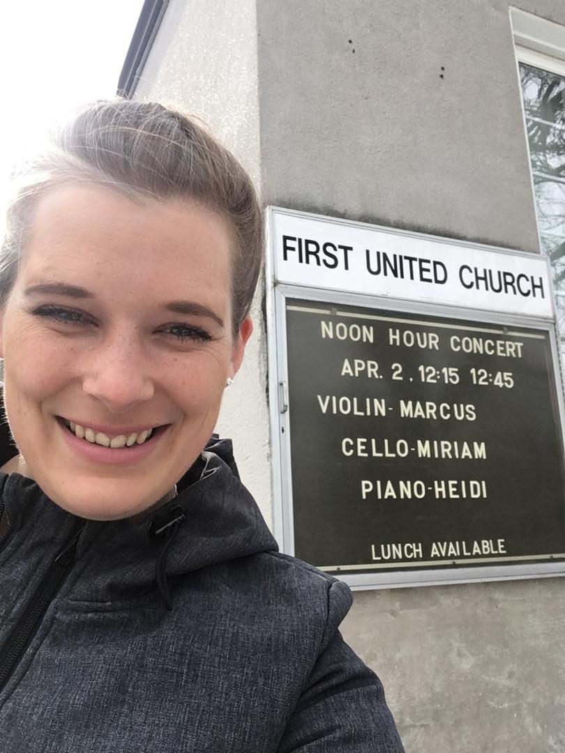 Andromeda at First United 2019