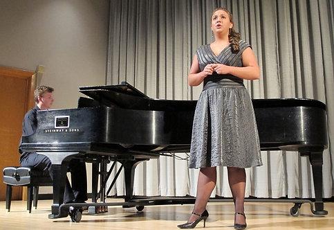 Classical Vocal Solo VIRTUAL