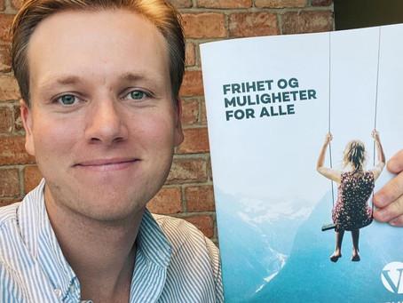 Store gjennomslag for Unge Venstre!