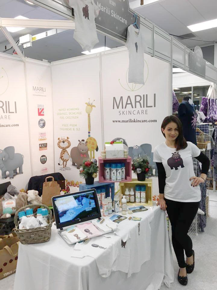 Dorina Ideal Home Show