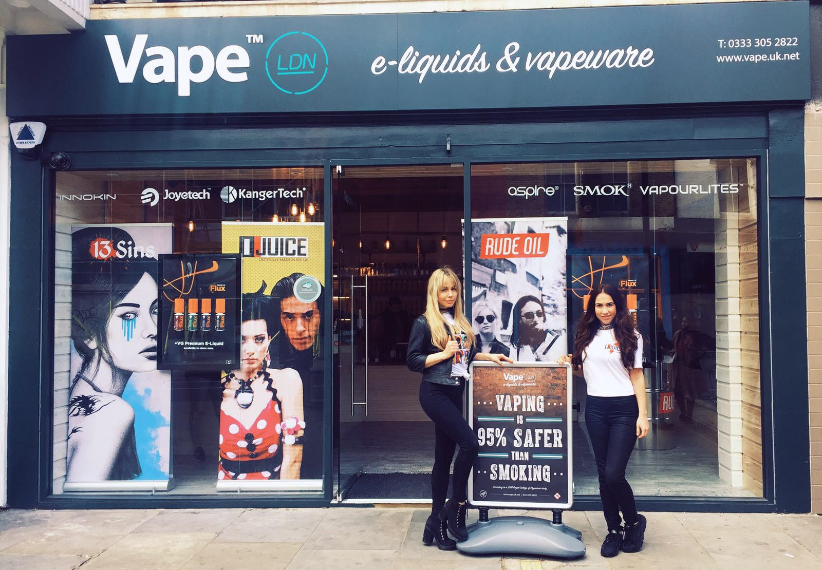 vape roadshow london 2