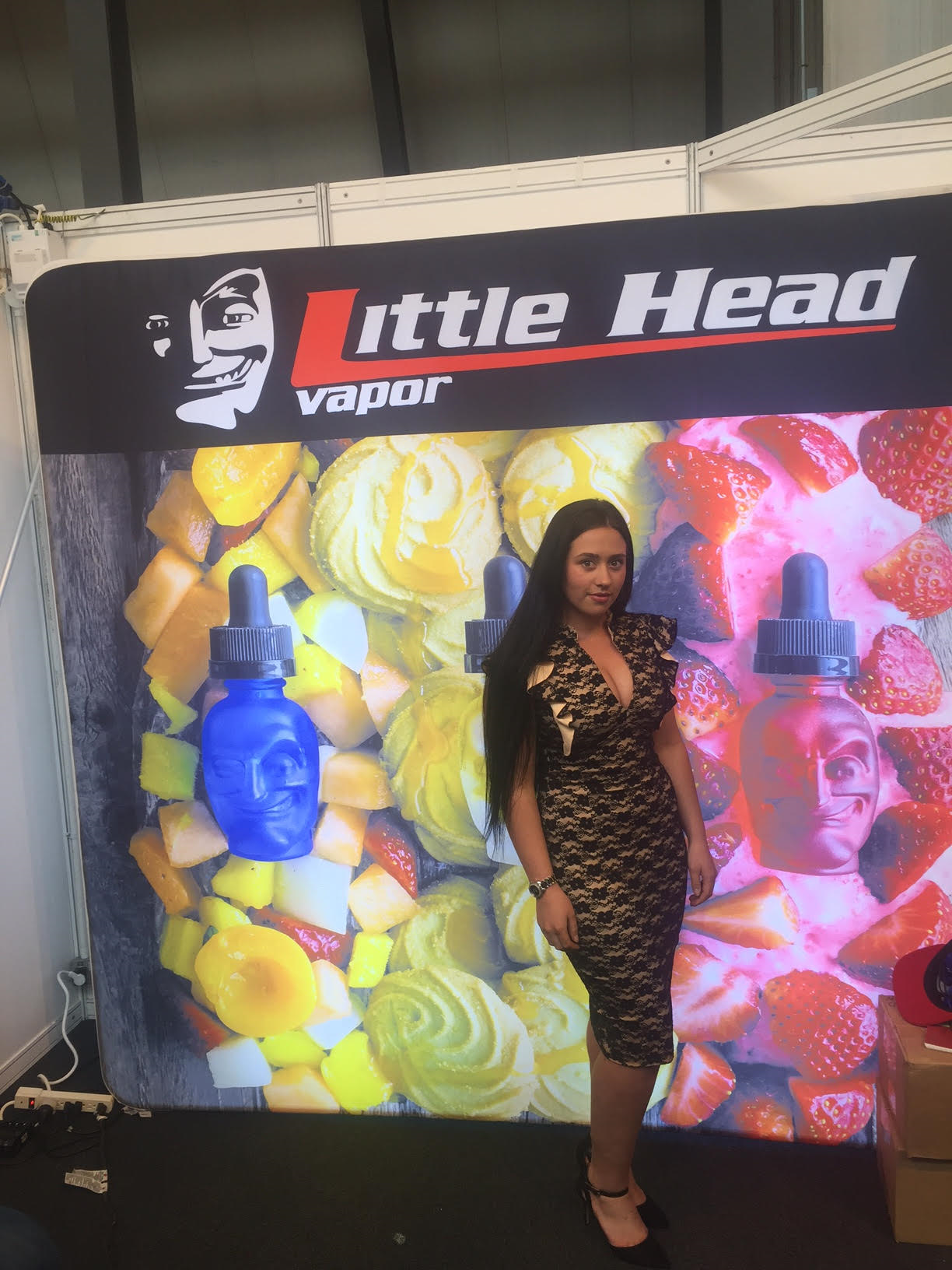Sophie little head vapor VAPER EXPO