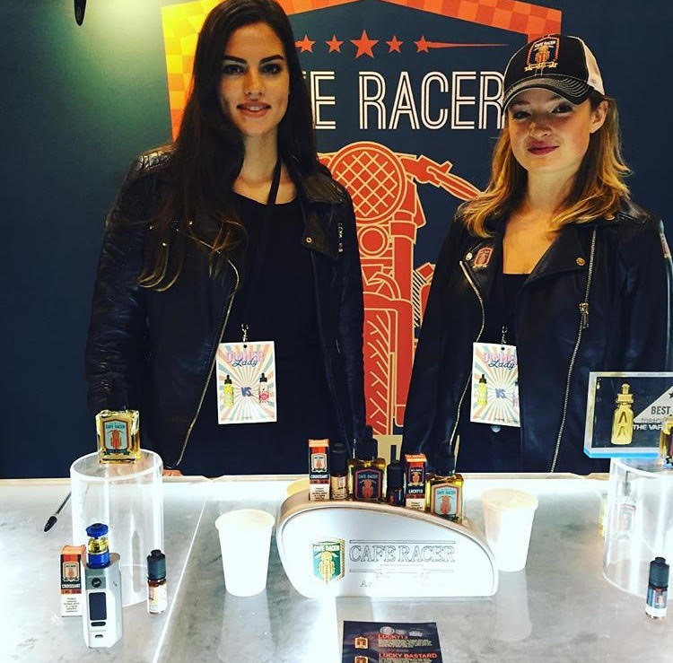 Vaper Expo- CAFE RACER OCT 2016