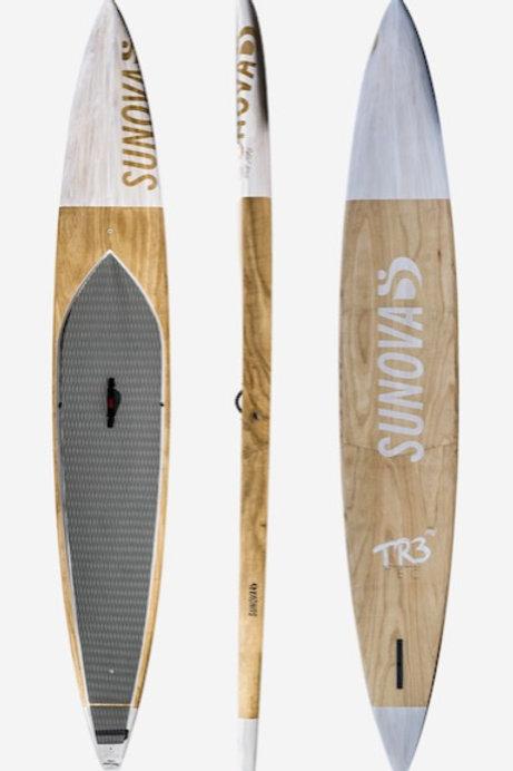 "Sunova 14' Race Board Rental Torpedo Faast 14' x24"""