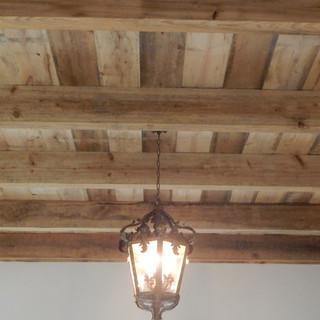 Ceiling CU and Light Fixture.JPG