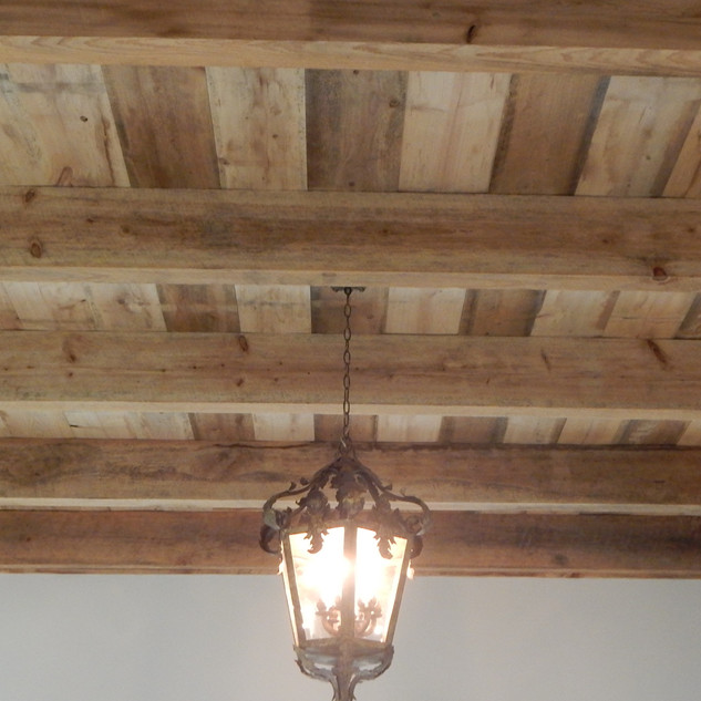 Ceiling CU and Light Fixture.JPG