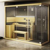 douche émotionnelle, sauna et hammam avec le sasha-mi chez crozet à lyon