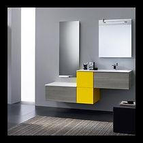 des meubles de salle de bain design et contemporain à lyon chez crozet