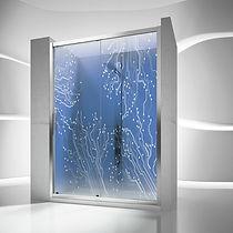 votre paroi déco ou personnalisée pour la douche de votre salle de bain à lyon chez crozet