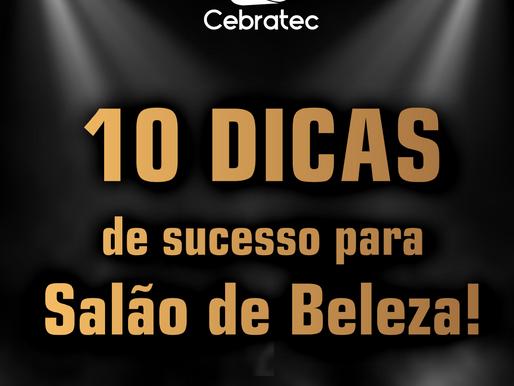 10 DICAS INFALÍVEIS: para os profissionais da beleza!