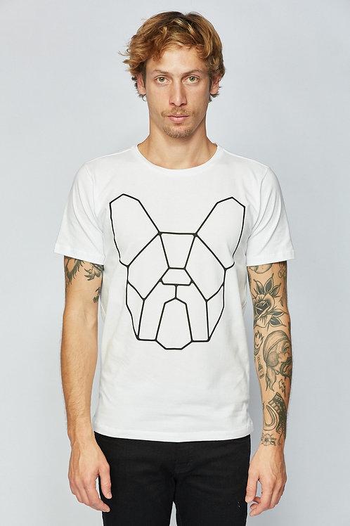 T-Shirt Clássica - Branca