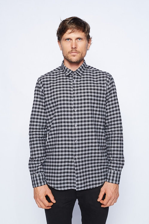 Camisa Groove - Preto/Cinza
