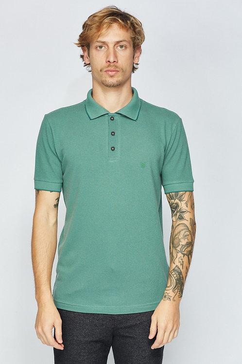 Polo Clave - Verde
