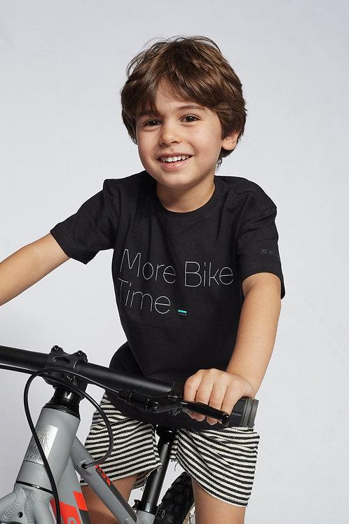 T-Shirt More Bike Time - Kids