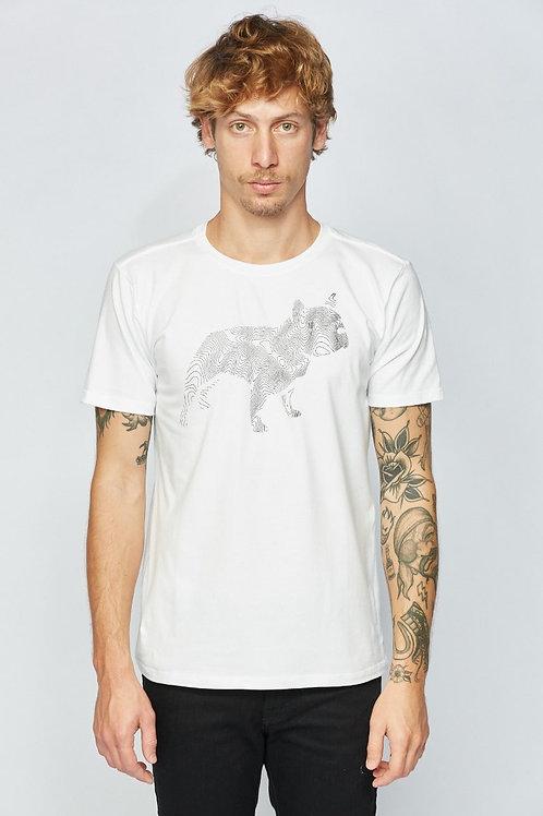 T-Shirt BullMountain - Branca