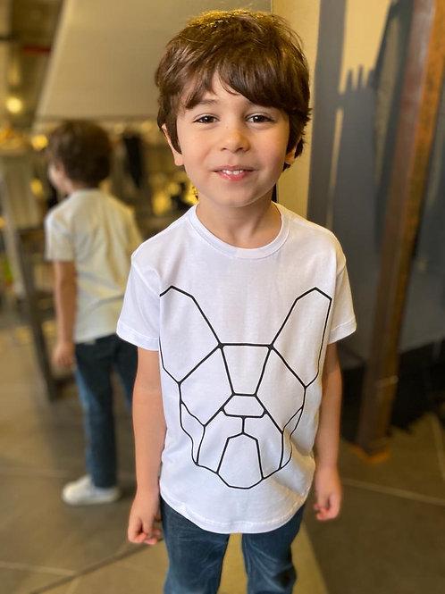 T-Shirt  Clássica - Kids