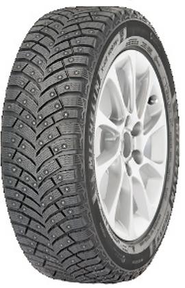 Michelin X-ICE NORTH 4 95TXL Clouté - 195/65 R15