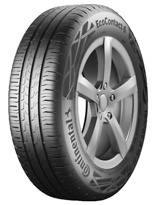 Continental EcoContact 6 81T - 165/70 R14