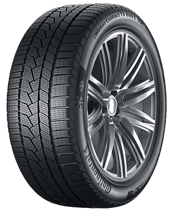 Continental WinterContact TS860S 89H * - 195/60 R16